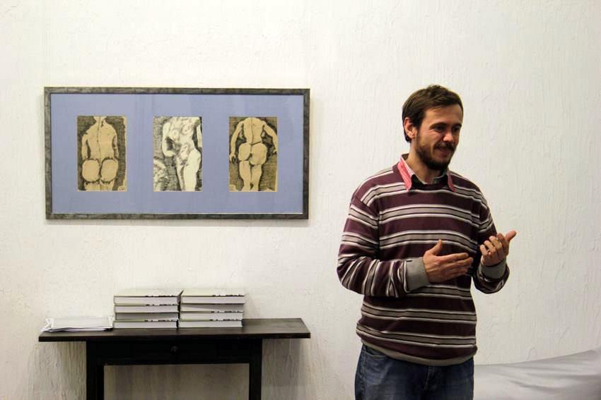 Дмитрий Банников, фото Ильи Полякова