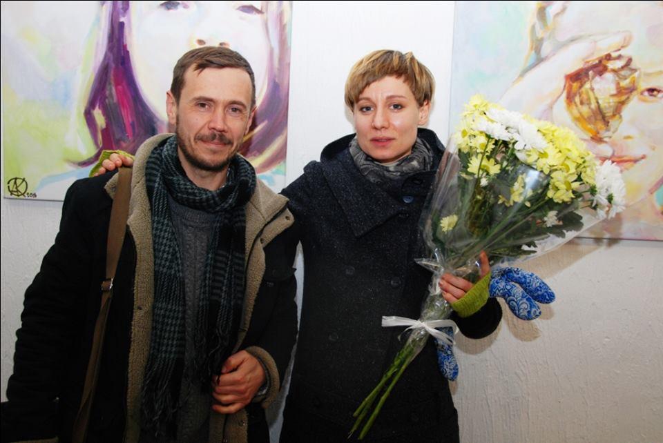 Анастасия Кирилина и Дмитрий Банников