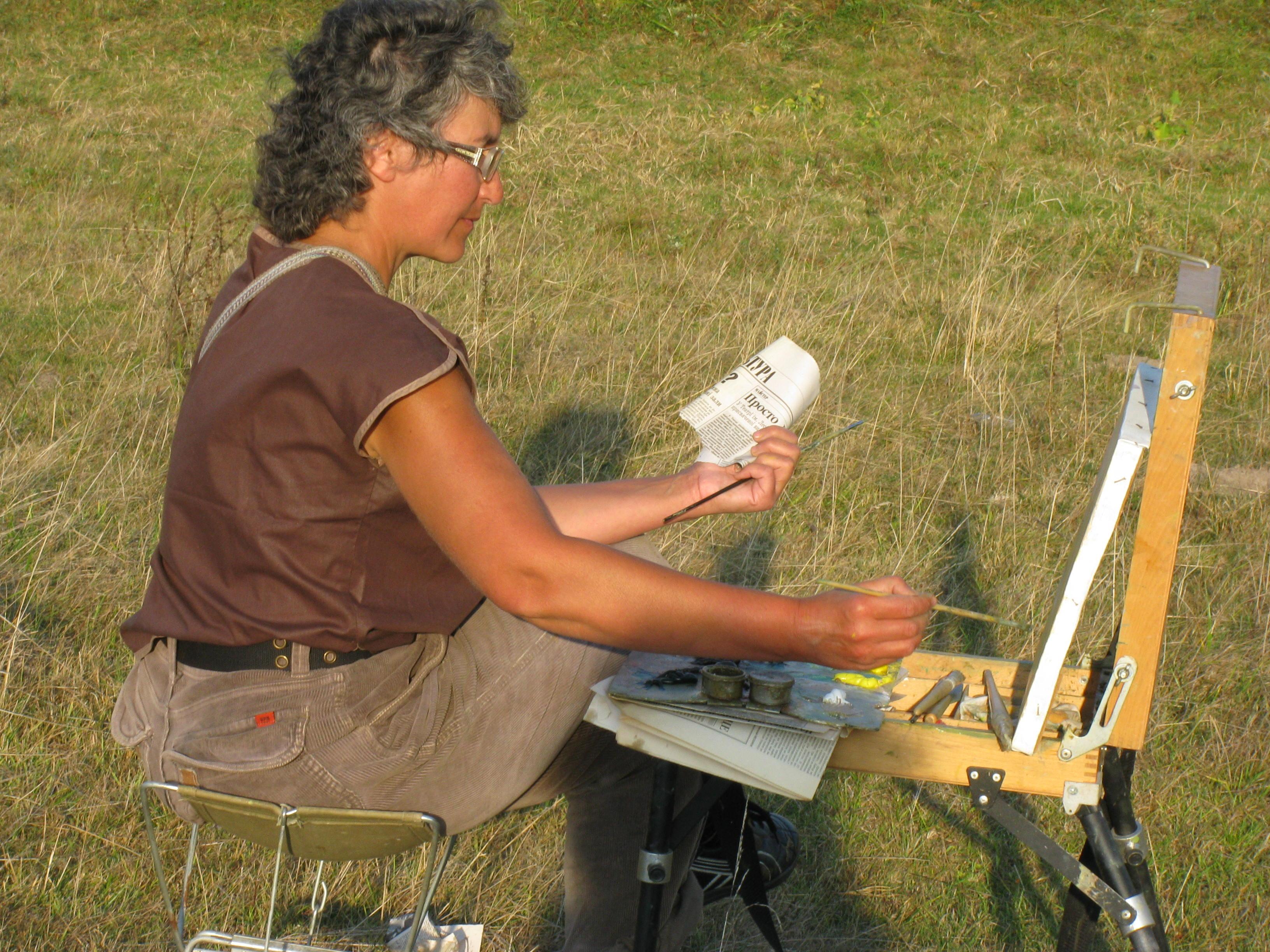 Гаяне. Фото. 2009