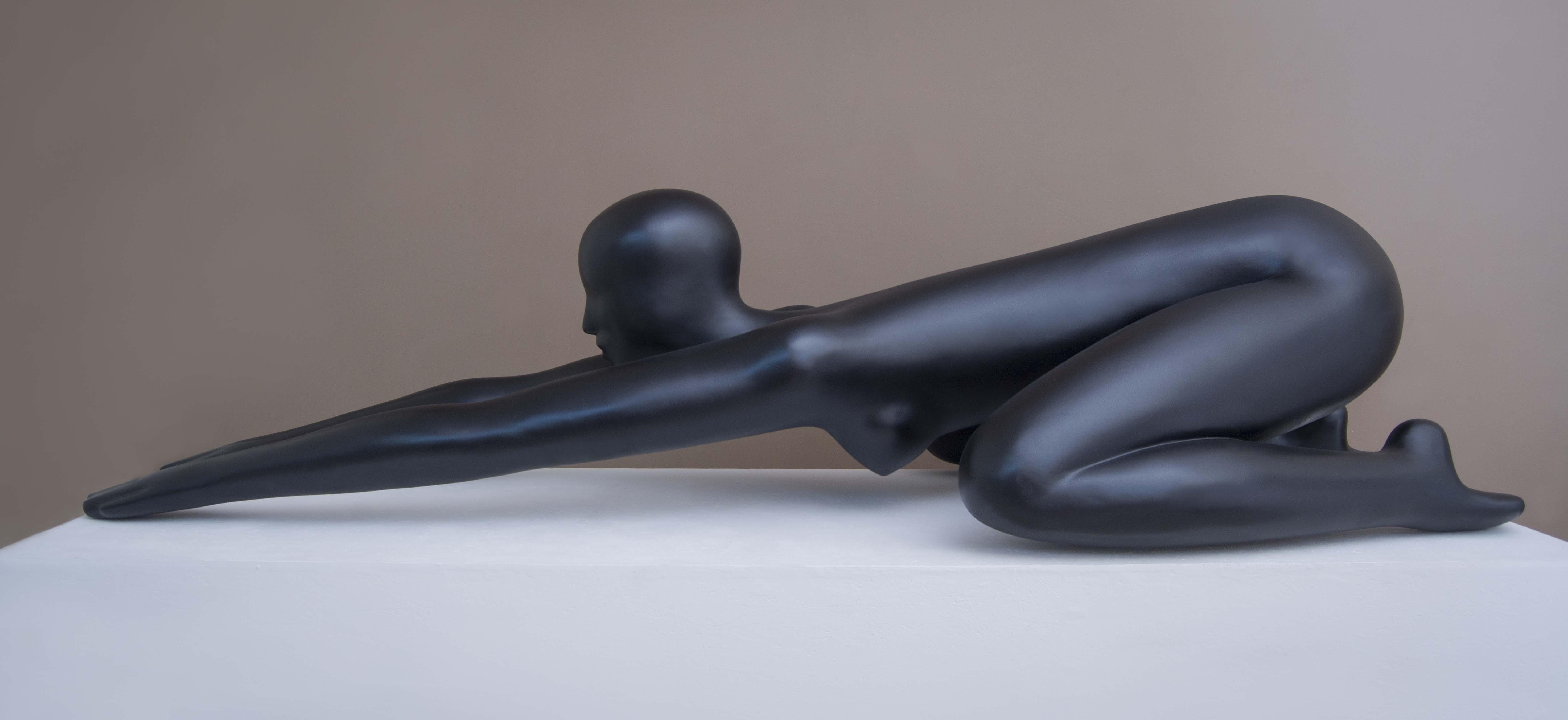 Серафим Чаркин, «Наложница», стеклопластик, 2014 год.