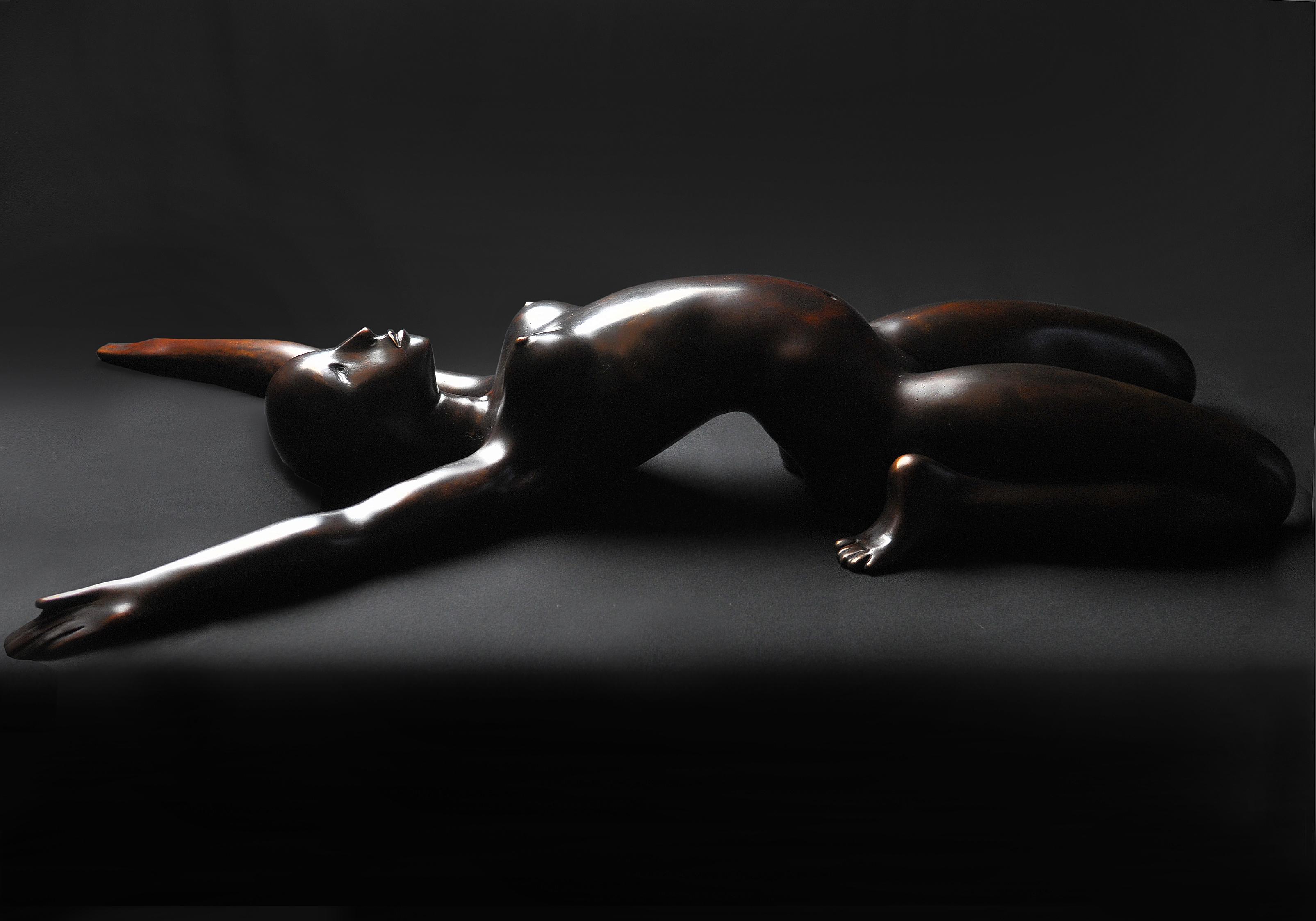 Серафим Чаркин, «Даная», бронза, 2012 год.