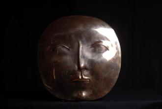 Серафим Чаркин, «Солнце», бронза, 2008 год.