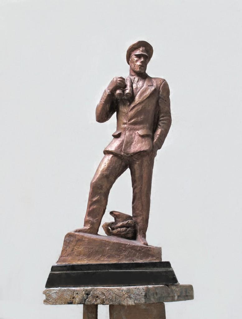 А. Князик, «Капитан» (проект), 2016 г.