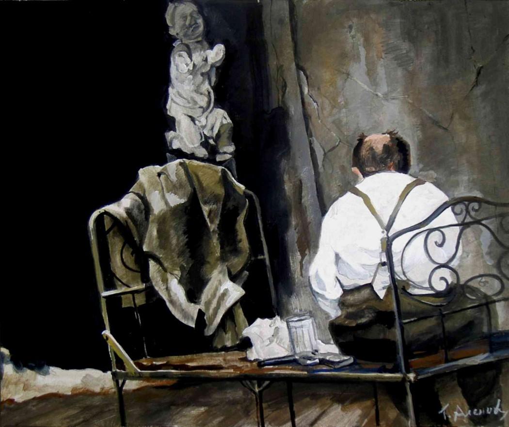 Александр Токарев, «Одиночество». Х/ф «Долгий путь в лабиринте»
